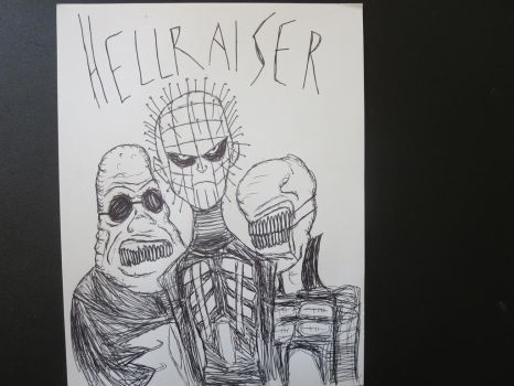 HELLRAISER by FloppsyProduction