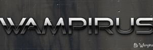 3D Text Effect 4 by WampiruS