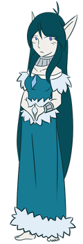 Pokemon Realms - Literal Ice Queen by Daifen