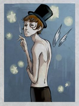 Tophat guy by basalt