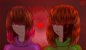 GLITCHTALE by JACKAPPLE680