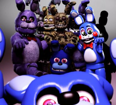 Bunny Generations (SFM FNAF) [Update] by TheSitciXD