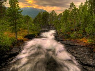 HDR River by iver56