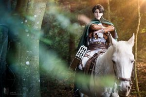 Levi by RomaiLee