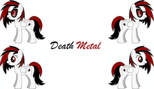 Death Metal *SEE DESCRIPTION FOR DETAILED INFO* by PixelWarriorCats
