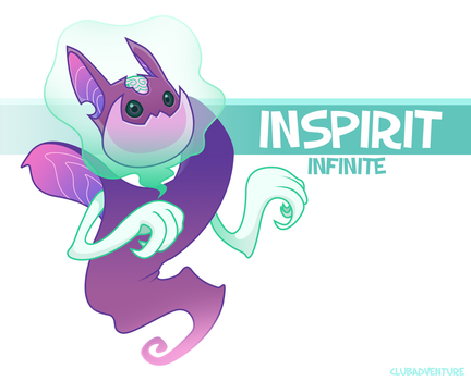 Inspirit Infinite by ClubAdventure