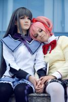 Madoka Magica - My very best friend by FirehawkCosplay