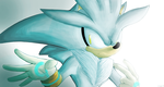 Silver the Hedghehog - Coulored lines by Jazz-M-Ink