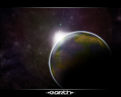 Earth by david-designs
