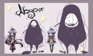 Adopt Auction Abgar 4 (CLOSED) by AimiMay