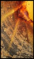 corroded sun by PeggyArmstrong
