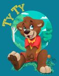 MFF badge: TyTy by pandapaco