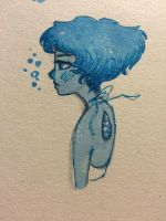 Lapis by helloflyingspider