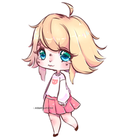Commission - Smol Crybaby by Ashewness