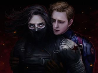 Remember me, Bucky. by Develv