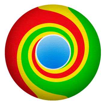 Google Chrome Alternative Logo by LeonardoMatheus