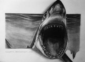 Shark drawing by lyyy971