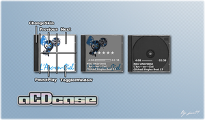 aCDcase v1.1 by jun11
