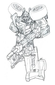 transformers: prowl by beamer