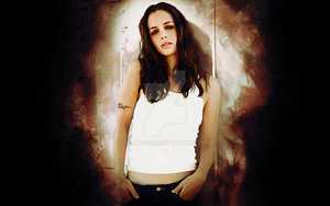 Faith Lehane Portrait. by xsalvagex