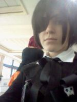 Ciel Cosplay Close-up by p1x3lFlame