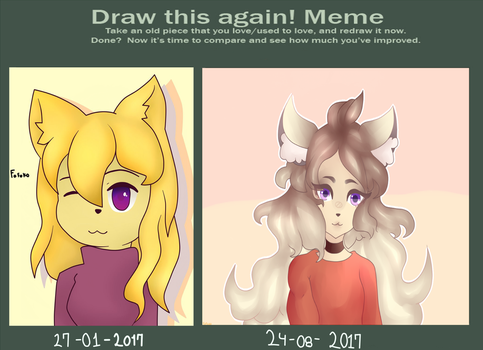 Draw This Again! by fofoko