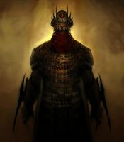 haradrim king by Geistig