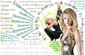 Taylor Swift - Fearless by ANH-and-OFF