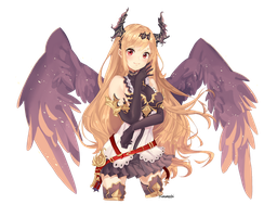 c: Dark Angel Olivia 2/2 by kimomochi