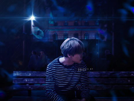 I'm Ready to Let Go - Jimin by Ann-ArcaD