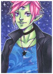 aceo - felix by pencil-butter