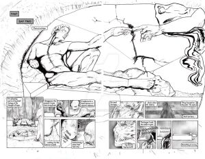 Chapter Four Double Page Sample