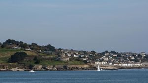 St. Mawes castle by UdoChristmann