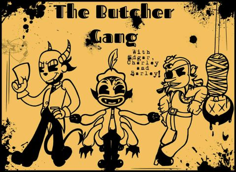 The Butcher Gang - My version by Solo-soy-A