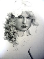 Taylor Swift WIP 3 by CallieFink