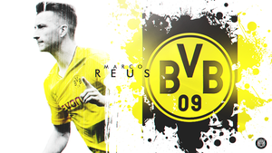 Marco Reus Wallpaper by LastSurvivorY2J