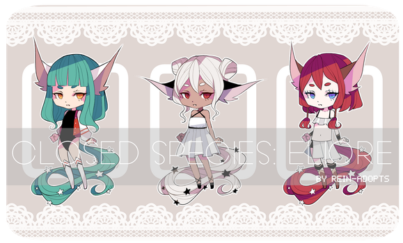 [CS: ELIORE] Kemonomimi Opening [CLOSED] by rein-adopts