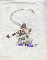 Shikon Scroll Jutsu In Color by InuzukaShikon