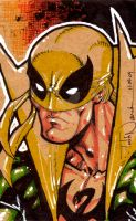 Iron Fist: Revised by ToddNauck