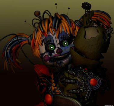 'My little Baby' [FFPS/FNAF] by TheSpringYanaWOO
