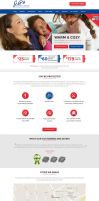 JPS Plumbing and Heating Website Design by shoahmed