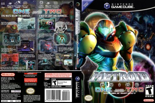 Metroid Prime combo cover by Billysan291
