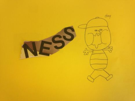 ness from erfband by StickFigCartoonist