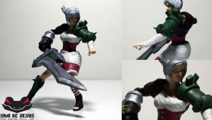 riven, the exile by samdejesus