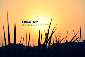 :: RISE UP :: by The-Gill