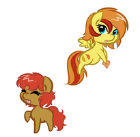 You Little Chib by BambooDog
