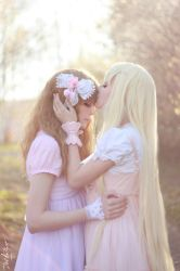 Yes, my sweetest by palecardinal