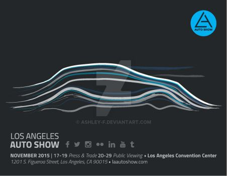 LA Auto Show (image-driven) by ashley-f