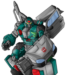 X-Brawn cutout by I-SithLord