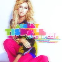 Colorful Ashley tisdale by Letsgomiley